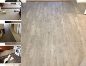 LVT fitted